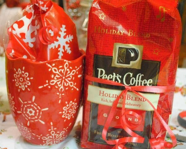 Peet's Holiday Blend fpr Christmas