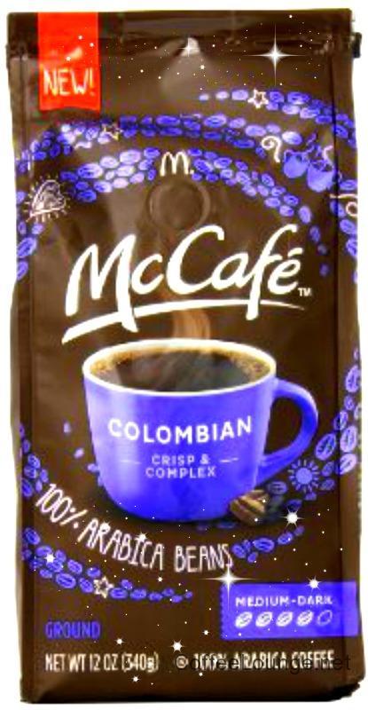 Colombian McCafe