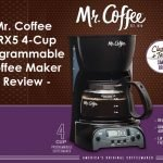 Mr. Coffee DRX5 Review