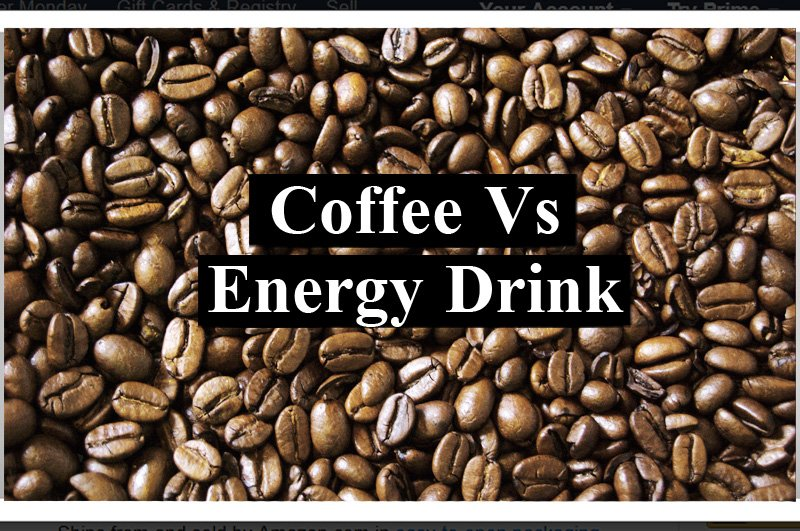 coffee vs energy drink