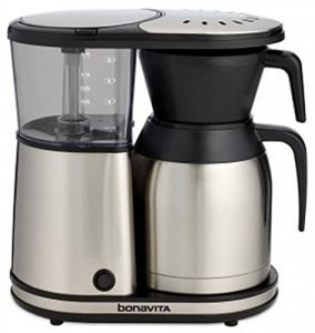 Bonavita BV1900TS 8-Cup Carafe Coffee Brewer