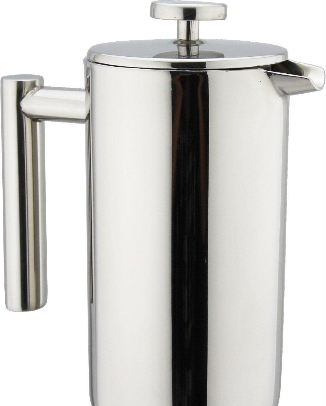 Kuissential 8 Cup Stainless Steel French Press