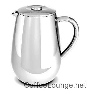 Francois et Mimi Stainless Steel Double Wall French Coffee Press