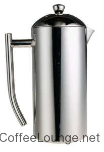 Frieling Polished 18/10 Stainless Steel French Press,