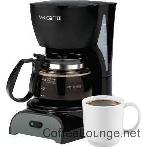 Mr. Coffee DR5 4-Cup Coffeemaker