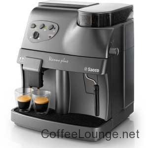 Philips Saeco RI9737/21 Vienna Plus Automatic Espresso Machine