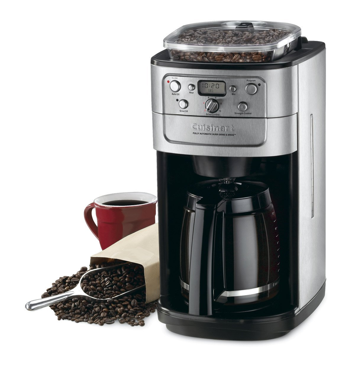 Est Coffee Maker With Grinder
