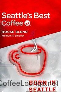 Seattle Best Coffee House Blend