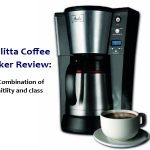 Melitta 46894 10 Cup Thermal Coffeemaker