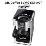 Mr. Coffee BVMC SJX33GT Review