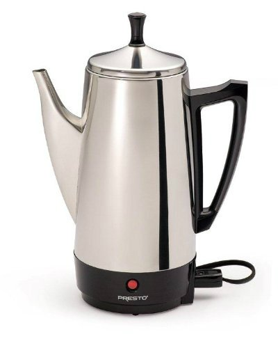 Presto Coffee Percolator 02811 Review
