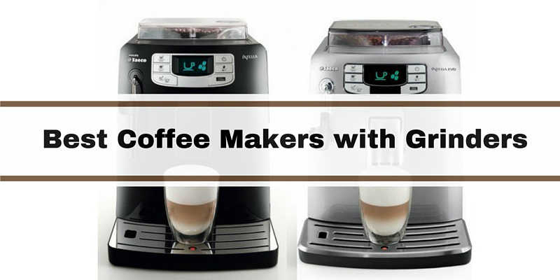Best Coffee Maker And Grinder 2015 : Best Coffee Makers with Grinder Reviews 2018