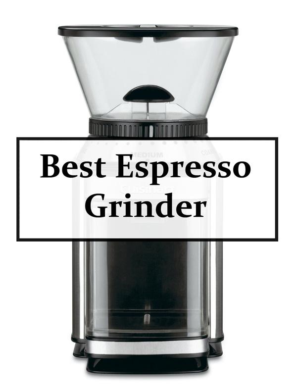 Best Espresso Grinder