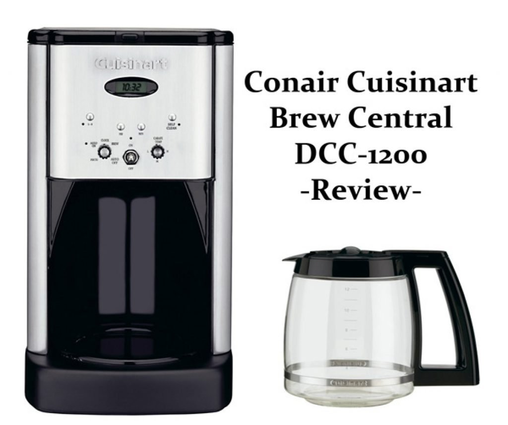 Cuisinart Brew Central DCC1200 Review
