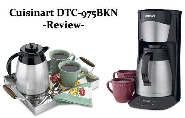 Cuisinart DTC-975BKN Review