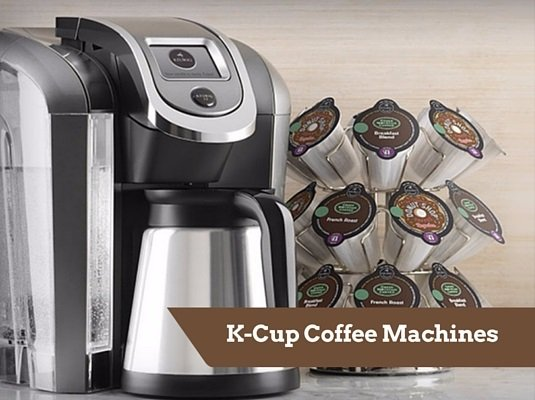 K-Cup Coffee Machines