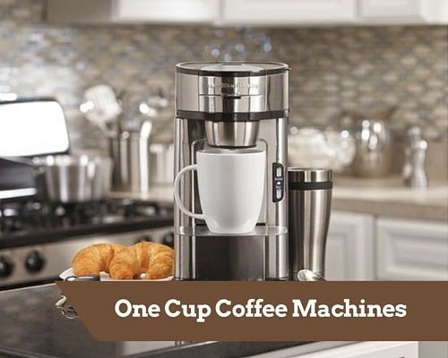 One Cup Coffee Machines