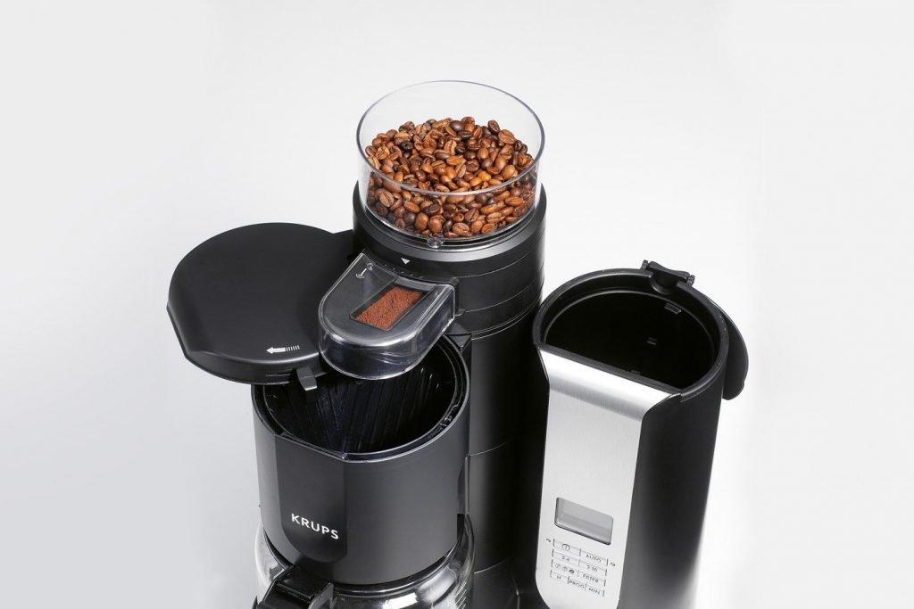krups espresso maker krups et351050 savoy coffee maker. Black Bedroom Furniture Sets. Home Design Ideas