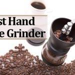 Best Hand Coffee Grinder