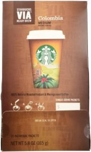 Starbucks VIA® Ready Brew Colombia Coffee