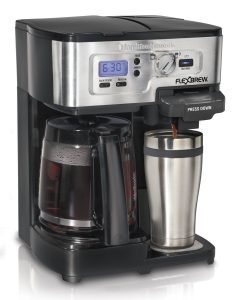 Hamilton Beach FlexBrew 49983A Single Serve