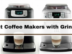 Best Coffee Makers with Grinder Reviews 2017