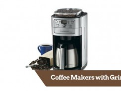 5 Reasons Why You Should Get Coffee Machine with Grinder