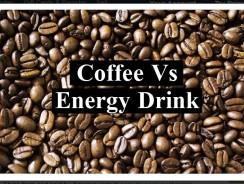 Coffee Vs Energy Drink