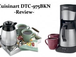 Cuisinart DTC-975BKN Review