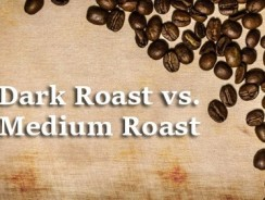 Dark Roast vs Medium Roast