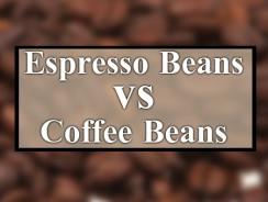 Espresso Beans vs Coffee Beans