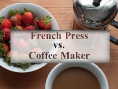 French Press vs Coffee Maker