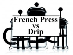 French Press vs Drip Coffee