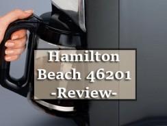 Hamilton Beach 46201 Review