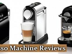 Best Nespresso Machines