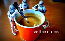Strangest Orders in the Coffee World