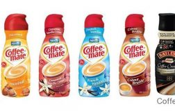 Flavored Coffee Creamers are the Cream of the Crop