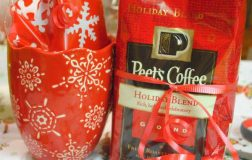 Peet's Holiday Blend for Christmas