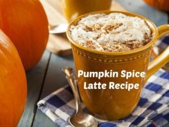 Pumpkin Spice Latte Recipe: With or Without Pumpkin or Spice